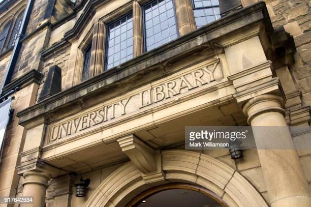 University Library Durham.