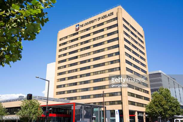 university of adelaide, south australia - adelaide stock pictures, royalty-free photos & images