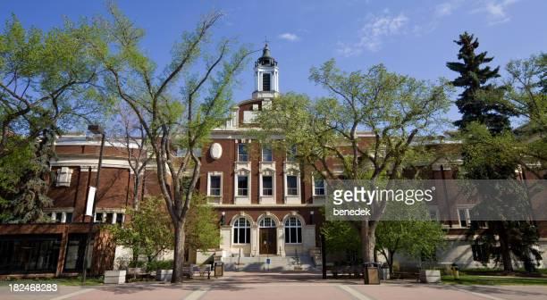Universidad de Alberta, Edmonton