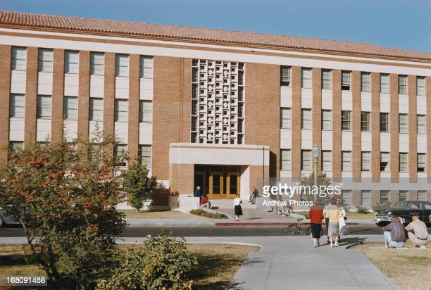 University of Arizona Tucson Arizona December 1958