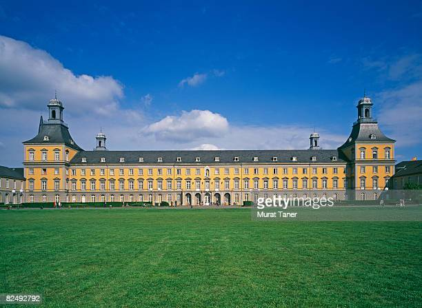 university of bonn main building - bonn stock-fotos und bilder