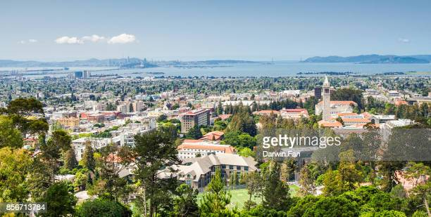 University of California Berkeley Panorama
