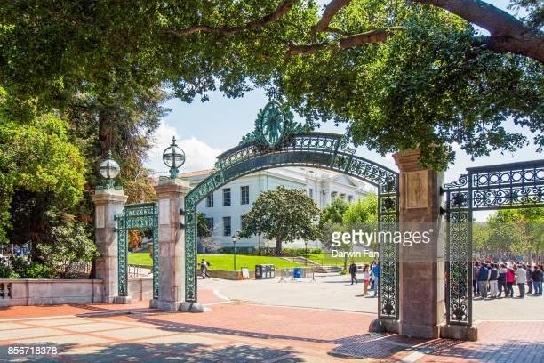 University of California Berkeley Sather Gate