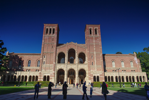 University of California, Los Angeles - gettyimageskorea