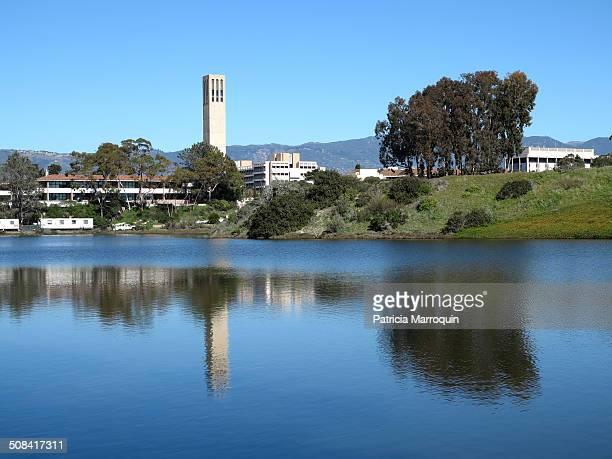 University of California Santa Barbara Lagoon