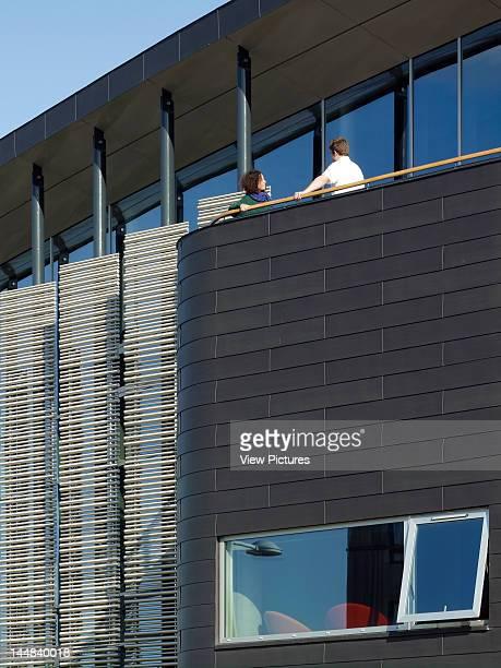 University Of Cambridge Physics Of Medicine Cavendish Laboratory Jj Thomson Avenue Cambridge Cambridgeshire United Kingdom Architect Bdp Day Roof...