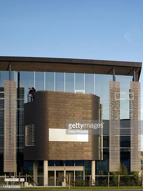University Of Cambridge Physics Of Medicine Cavendish Laboratory, Jj Thomson Avenue, Cambridge, Cambridgeshire, United Kingdom, Architect: Bdp Day,...