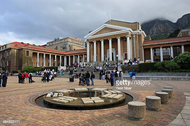 university of cape town - yasir nisar stock photos and pictures