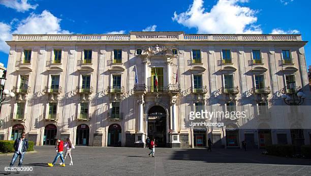 University of Catania, Sicily: Università degli Studi