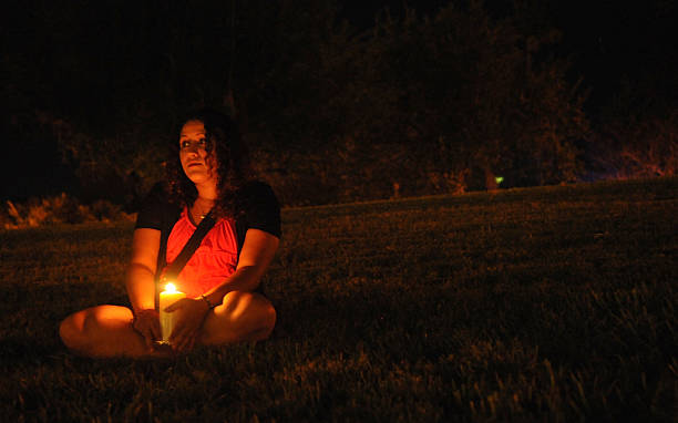candle light vigil held for journalist stephen sotloff executed by