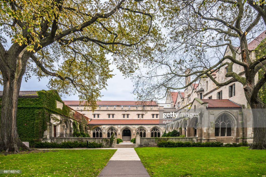 University of Chicago - Ida Noyes Hall : Stock Photo