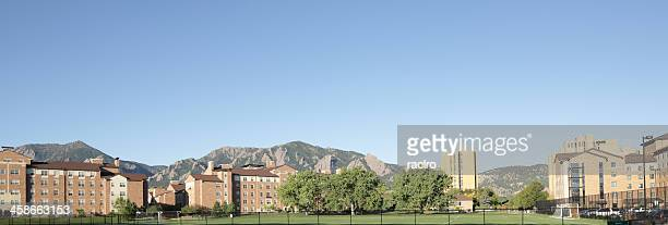 University of Colorado, Boulder, Williams Village student Wohnen