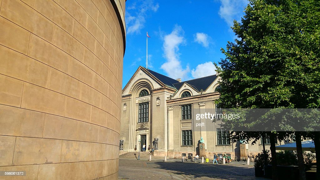 University of Copenhagen : Stock Photo