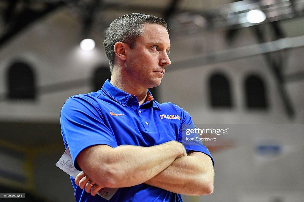 NCAA BASKETBALL: NOV 25 Advocare Invitational - Gonzaga v Florida : News Photo