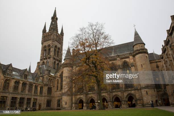 University of Glasgow on the 2nd November 2018 in Glasgow in the United Kingdom University of Glasgow is the fourtholdest university in the...