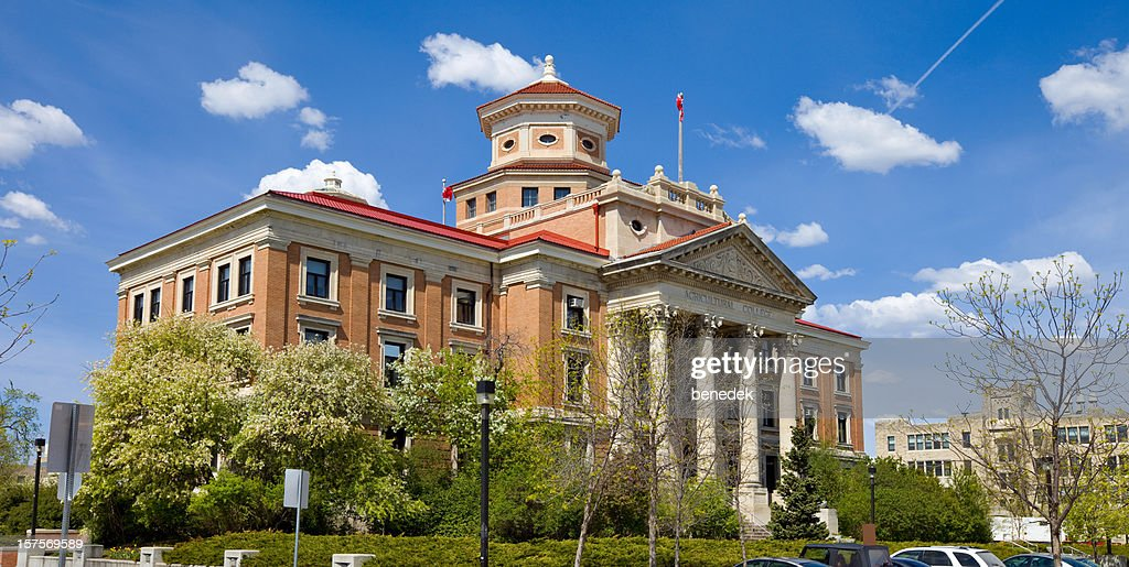 University of Manitoba, Winnipeg : Stock Photo