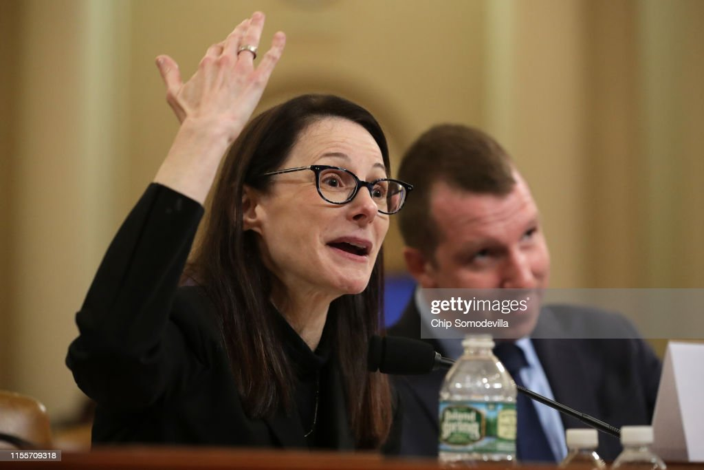 """House Intelligence Committee Holds Hearings On Artificial Intelligence, Manipulated Media, And """"Deepfakes"""" : News Photo"""