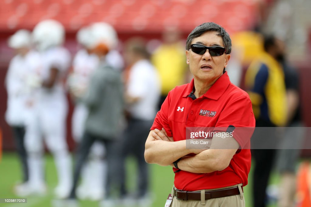 Texas Longhorns v Maryland Terrapins : News Photo