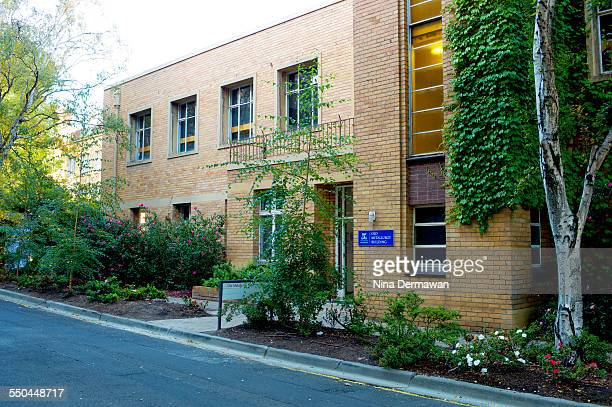 University of Melbourne Walter Boas Building 12th April 2015