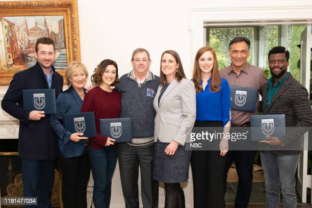 LAW University of Memphis Cecil C Humphreys School of Law acknowledges cast members who played attorneys as Honorary Alumni on Thursday October 31...