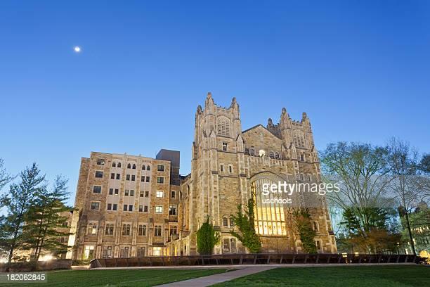 University of Michigan Law School Library, Ann Arbor, MI