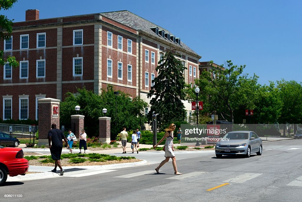 University of Nebraska, Lincoln : Stock Photo