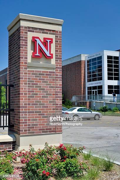 universidade de nebrasca - universidade de nebrasca lincoln imagens e fotografias de stock