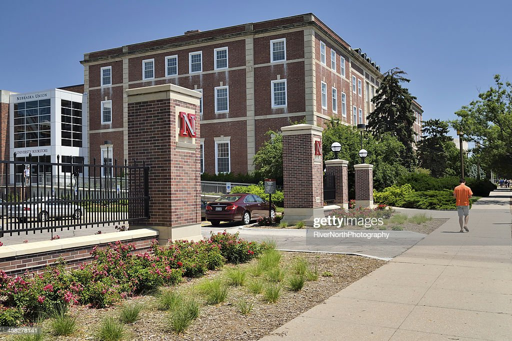 University of Nebraska : Stock Photo