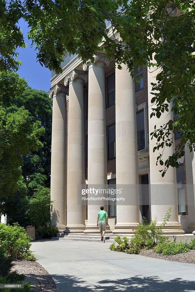 University of Nebraska : Stock Photo