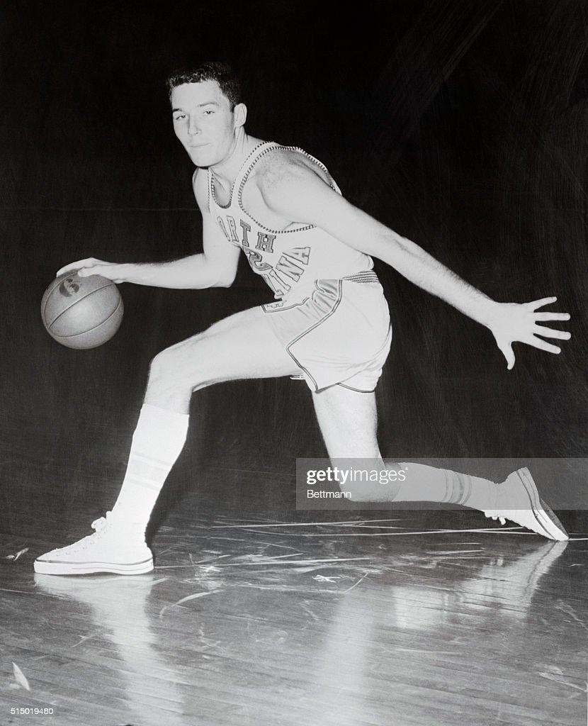 Basketball Player Bob Cunningham : ニュース写真