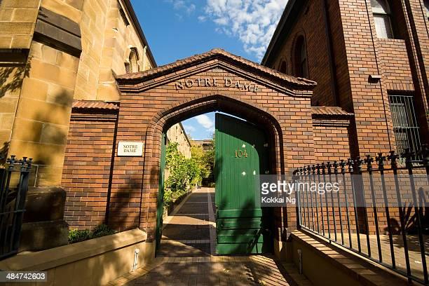 Universidad de Notre Dame de Australia