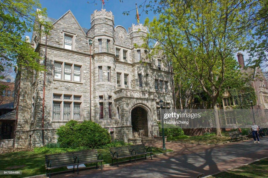University of Pennsylvania campus : Stock Photo