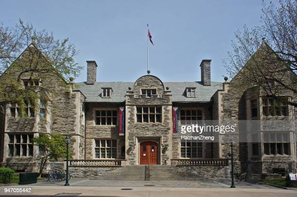 university of pennsylvania campus - university of pennsylvania stock pictures, royalty-free photos & images