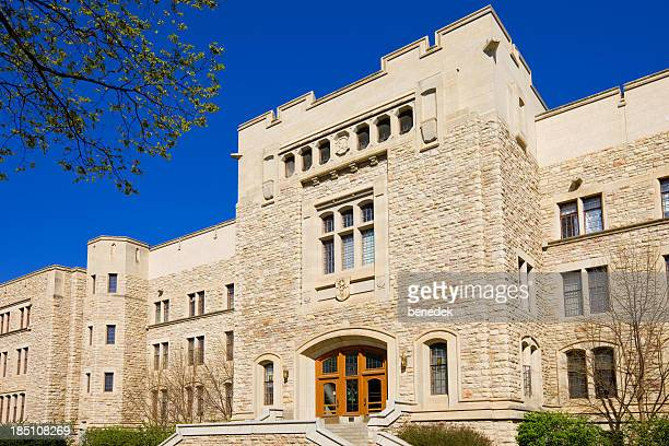 university of saskatchewan, saskatoon, canada - saskatchewan stock pictures, royalty-free photos & images