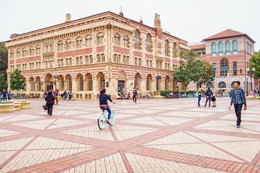 University of Southern California Campus in Los Angeles - gettyimageskorea