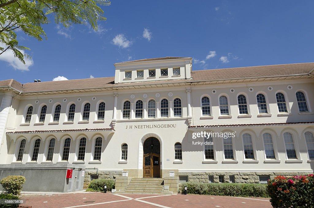 University of Stellenbosch : Stock Photo