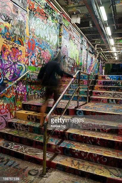 University of Sydney - Graffiti Tunnel
