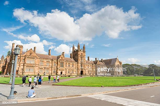 university of sydney nsw - university of sydney stock pictures, royalty-free photos & images