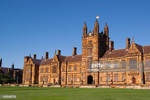 university of sydney - university stock pictures, royalty-free photos & images