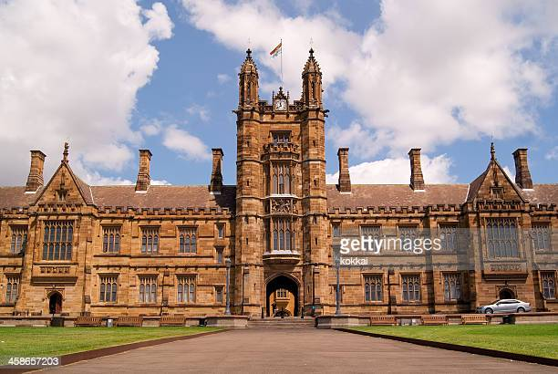 university of sydney - university of sydney stock pictures, royalty-free photos & images
