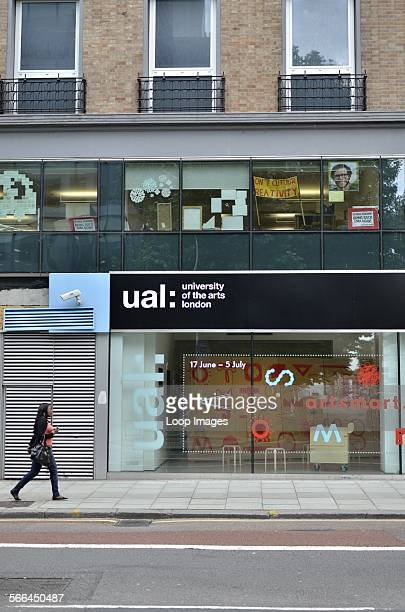 University of the Arts London building in High Holborn.