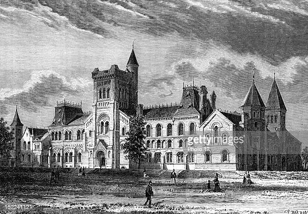 University of Toronto Engraving
