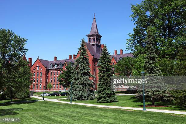 university of vermont - burlington vermont stock photos and pictures