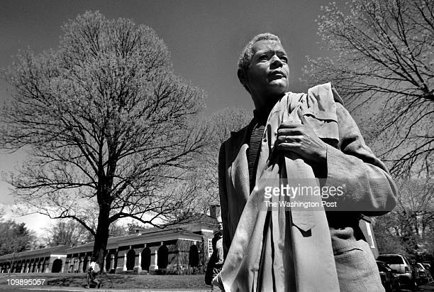 University of Virginia, Charlottesville, Va. - Dr. Julian Bond closes out his teaching day at UVA. In addition to teaching history, Bond is the newly...