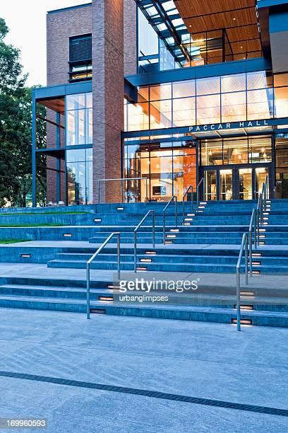 University of Washington Paccar Hall