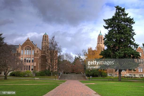 ワシントン大学 - ワシントン大学 ストックフォトと画像