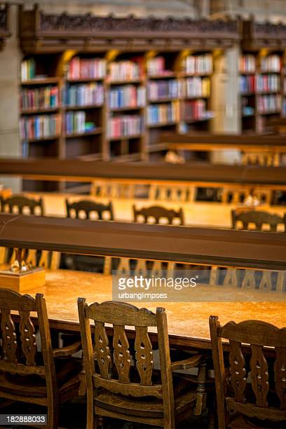 Suzzallo biblioteca de la Universidad de Washington