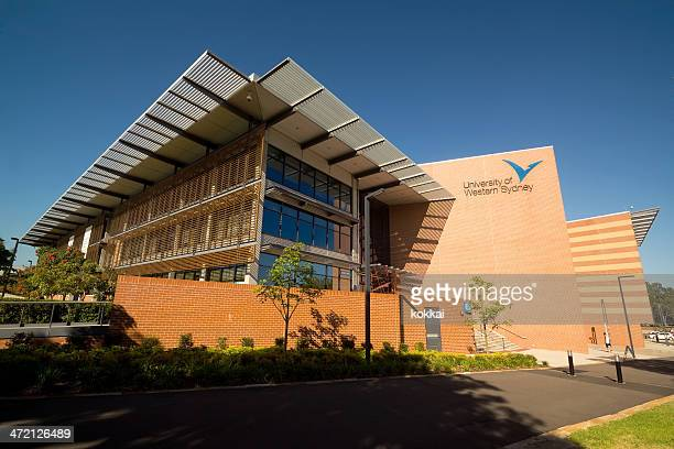 university of western sydney - parramatta - west direction stock pictures, royalty-free photos & images