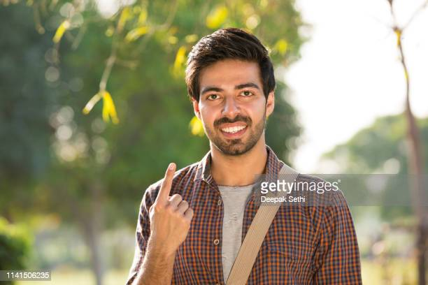 university student - stock images - india politics stock pictures, royalty-free photos & images