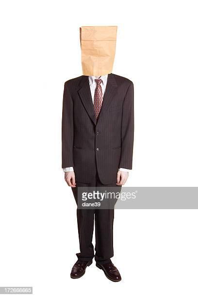 unknown businessman